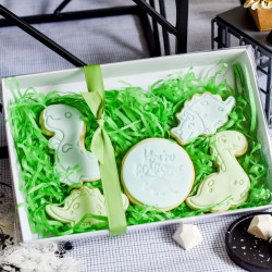 Kids Iced Biscuit Gift Box